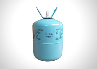 China High Purity  A R134a New Hvac Refrigerant Gas Cylinder A2 Flammability factory