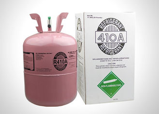 China 1700 GWP Air Conditioner Refrigerant Gas R410A Packed In Disposable Cylinder factory