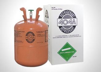 China Cas 420 46 2 Air Conditioner Refrigerant  HFC Blend R404A Refrigerant Gas factory