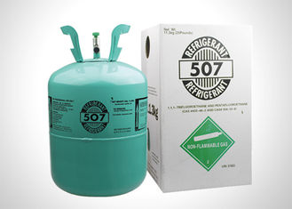 China Cas 420 46 2 / Cas 354 33 6  R507 Refrigerant Gas For Central Air Conditioning factory
