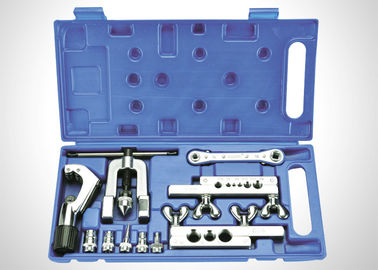 Manual Steel Metal Tube Expander Flaring And Swaging Tool Set Easy To Use