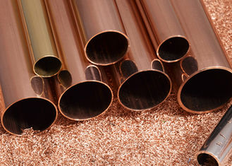 3 8 Copper Refrigeration Tubing Hard Drawn Straight Type Small Diameter