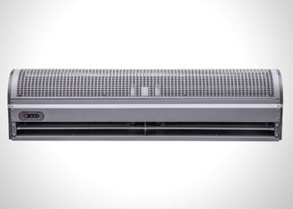China High Power Industrial Door Air Curtains For Insect Control Aluminum Alloy Case supplier