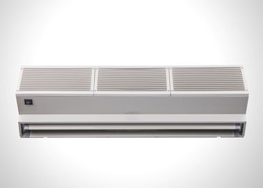 Classic Commercial Door Air Curtain , Electric Over Door Air Curtains Energy Saving