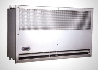 China Ceiling Embedded Electric Heated Air Curtains , Fireproof Horizontal Air Curtain  factory