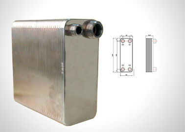 China Metal Other Products B3-016 Brazed Chiller Plate Heat Exchanger Anti Corossion factory