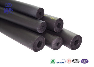 China Portable Air Conditioner Hose Insulation , Plastic 3 4 Inch Copper Pipe Insulation factory