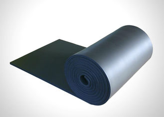 Anticorrosive 10mm Insulating Plastic Sheet , Pipe Insulation Sheets Custom Size