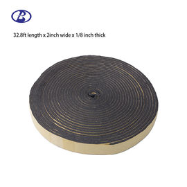 Air Conditioner Pipe Insulation Kits 3mm Fireproof Rubber Pipe Insulation Tape Self Adhesive