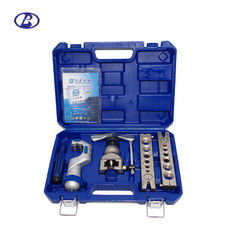 "China 45 Degree Heavy Duty 1/4"" - 3/4"" Copper Tube Flaring Tool Set  Come With Plastic Handcase factory"