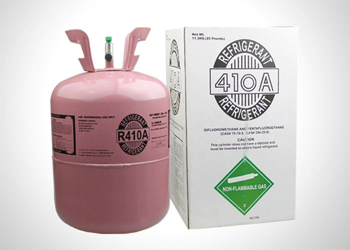 1700 GWP Air Conditioner Refrigerant Gas R410A Packed In Disposable Cylinder supplier