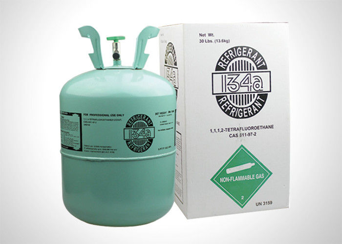 Cas 811 97 2  High Purity Air Conditioning Gas , R134A Refrigerant Gas For Auto System supplier