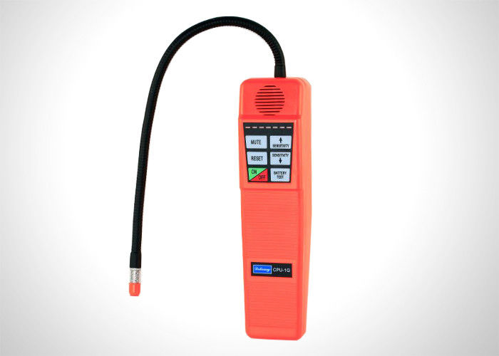 Extremely Sensitive Electronic Gas Leak Detector 229*65*65mm Size Easy To Use supplier