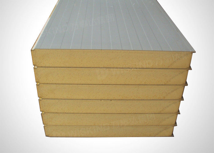 Grade B Acoustic Polyurethane Insulation Sheets Customized Width / Length supplier