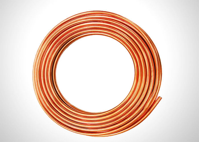 "1/2"" Copper Refrigeration Tubing For HVAC and Plumbing Thickness and Length Accept Customize supplier"