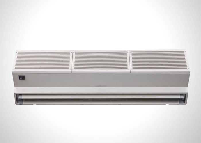 Classic Commercial Door Air Curtain , Electric Over Door Air Curtains Energy Saving supplier