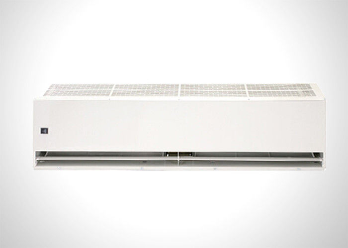 Hydro Heating Industrial Door Air Curtains Switch Control High Efficient supplier