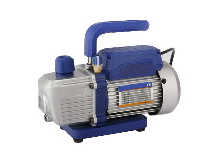 Electric Rotary Vane Vacuum Pump Double Stage 220V / 50Hz 110V / 60Hz supplier