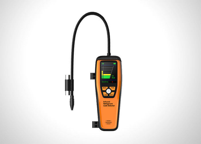 Infrared Sensitive Refrigerant Gas Leak Detector For AC Maintaining ILD-200 supplier