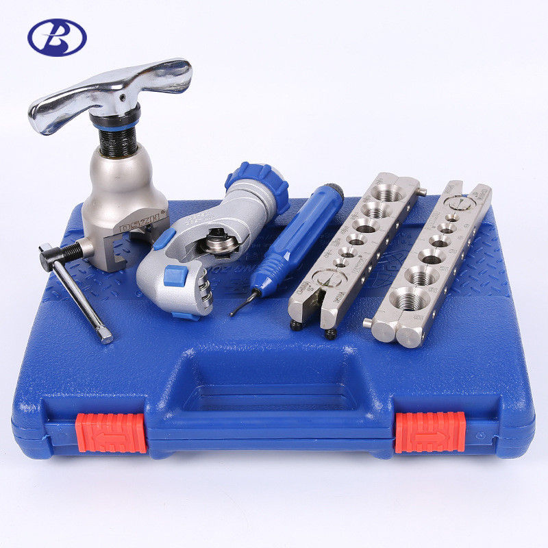 "Heavy Duty 3/16"" - 3/4"" Copper Tube Flaring Tool Set Come With Plastic Handcase supplier"